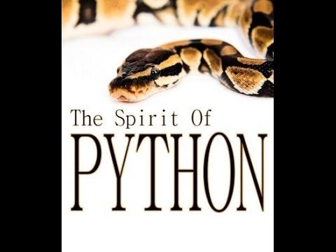 DEMONIC SPIRIT OF PYTHON - PASTOR RON PHILLIPS