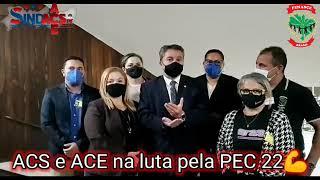 TV SINDACS PE - ACS E ACE na luta pela PEC 22