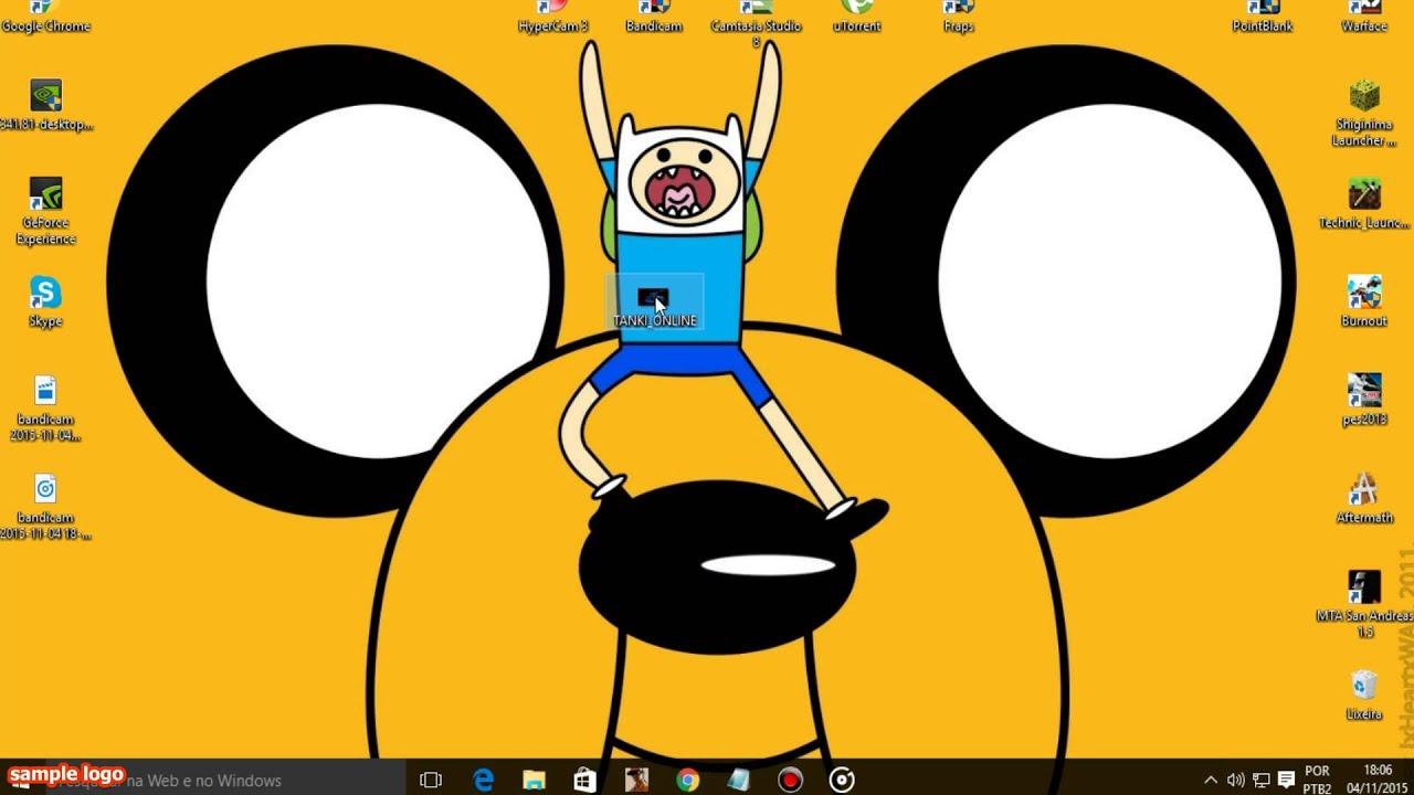 COMO BOTAR PAPEL DE PAREDE NO Windows 10