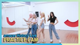 [LUNARSOLAR] 루나솔라 amazer History Live Practice Cam