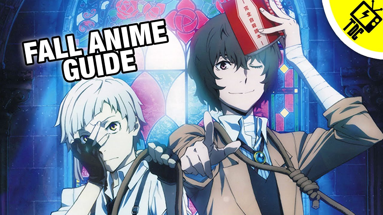 8 anime you need to watch this fall the dan cave w dan casey