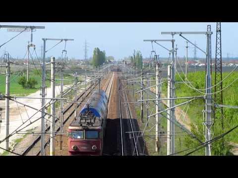 Trenuri pe coridorul 4 M1000 km12 part 2