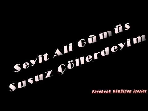 Seyit Ali Gümüş Susuz Çöllerdeyim(GMŞ)