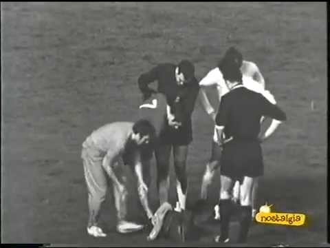 Real Madrid - Pontevedra. Año 1968.