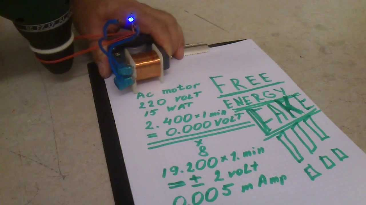 Magnet Simple Generator