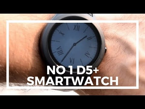 No.1 D5+ Smartwatch Review : Best Budget Android Smartwatch