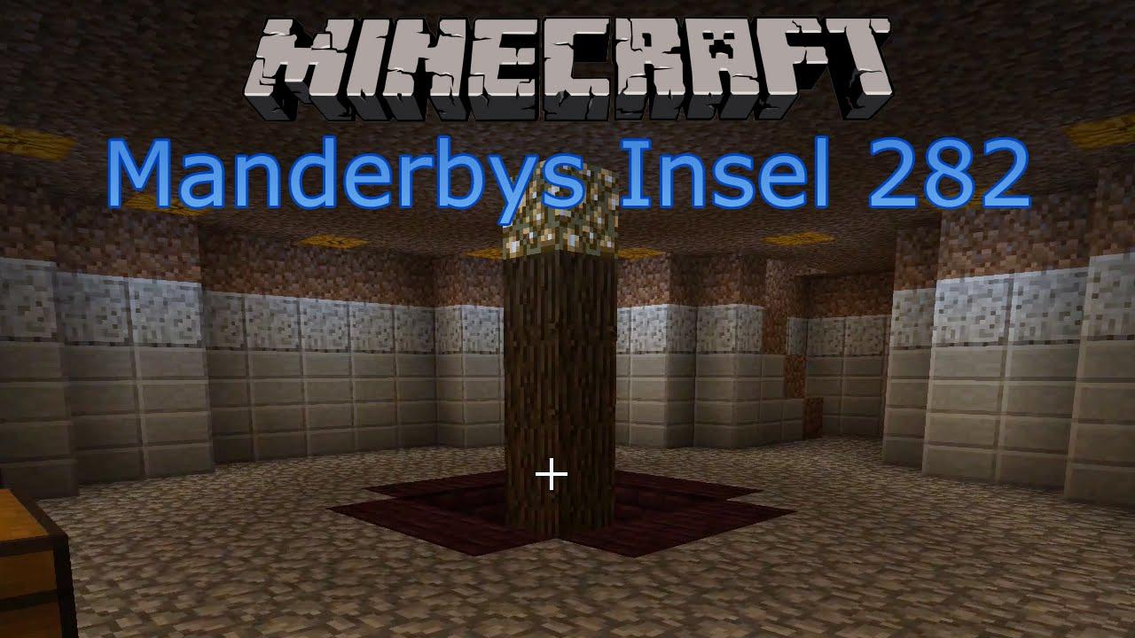 minecraft let's play #282 kellerbeleuchtung, konzentration manderbys