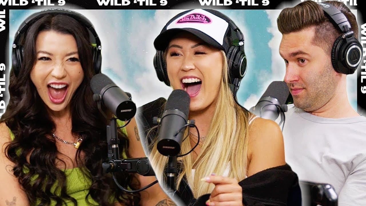 YouTuber to S*x Worker ft. Mia Sayoko | Wild 'Til 9 Episode 48