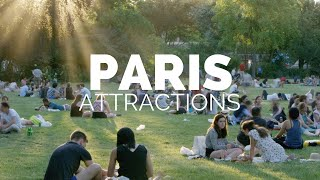 10 Top Tourist Attractions in Paris - Travel Video thumbnail