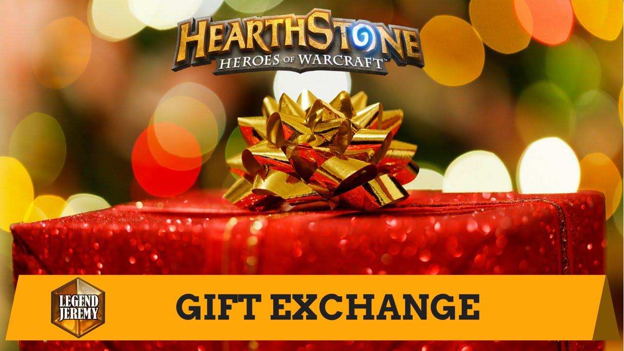 Hearthstone] Gift Exchange (Tavern Brawl) - YouTube
