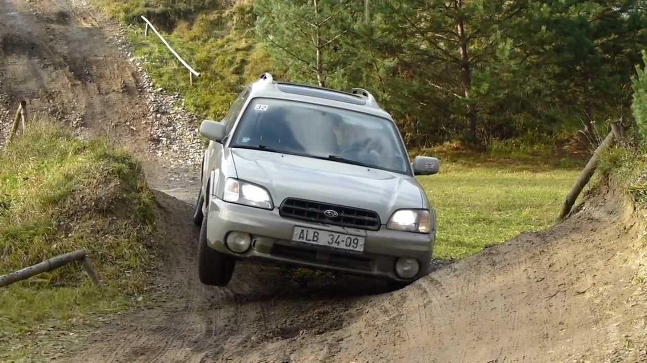 Subaru Outback Off Road >> Subaru Outback Offroad - Motorland Bělá pod Bezdězem - YouTube
