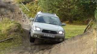 Subaru Outback Offroad - Motorland Bělá pod Bezdězem