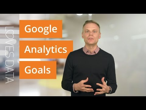 Tutorial // How to Setup Google Analytics Goals