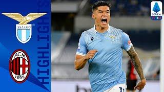 Lazio 3-0 Milan | Doppio Correa e Immobile! | Serie A TIM