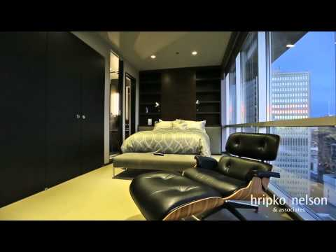 Calgary Penthouse Condo in Le Germain