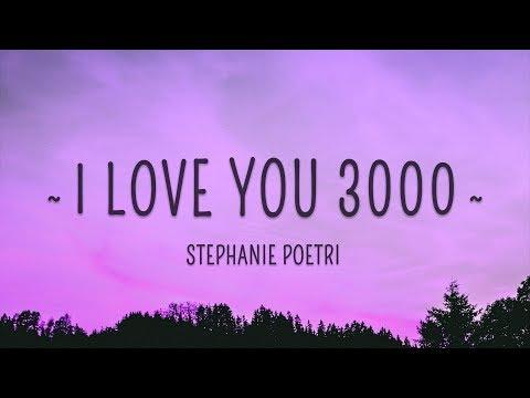 Stephanie Poetri - I Love You 3000 (Lyrics)