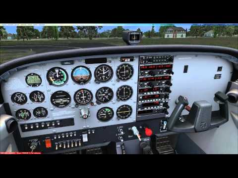 A2A Cessna 172 Review and Flight