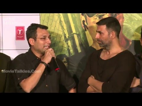 Baby Trailer Launch Uncut | Akshay Kumar, Neeraj Pandey, Rana Daggubati