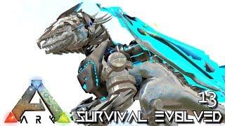ARK: SURVIVAL EVOLVED - NEW TEK BIONIC DRAGON TAMING !!! E13 (MOD ANNUNAKI PROMETHEUS RAGNAROK)