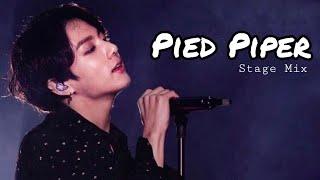 방탄소년단(BTS) - Pied Piper 교차편집/Stage Mix