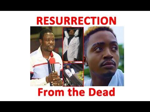 Killer T 'Rises from the dead' at Prophet W. Magaya's Church