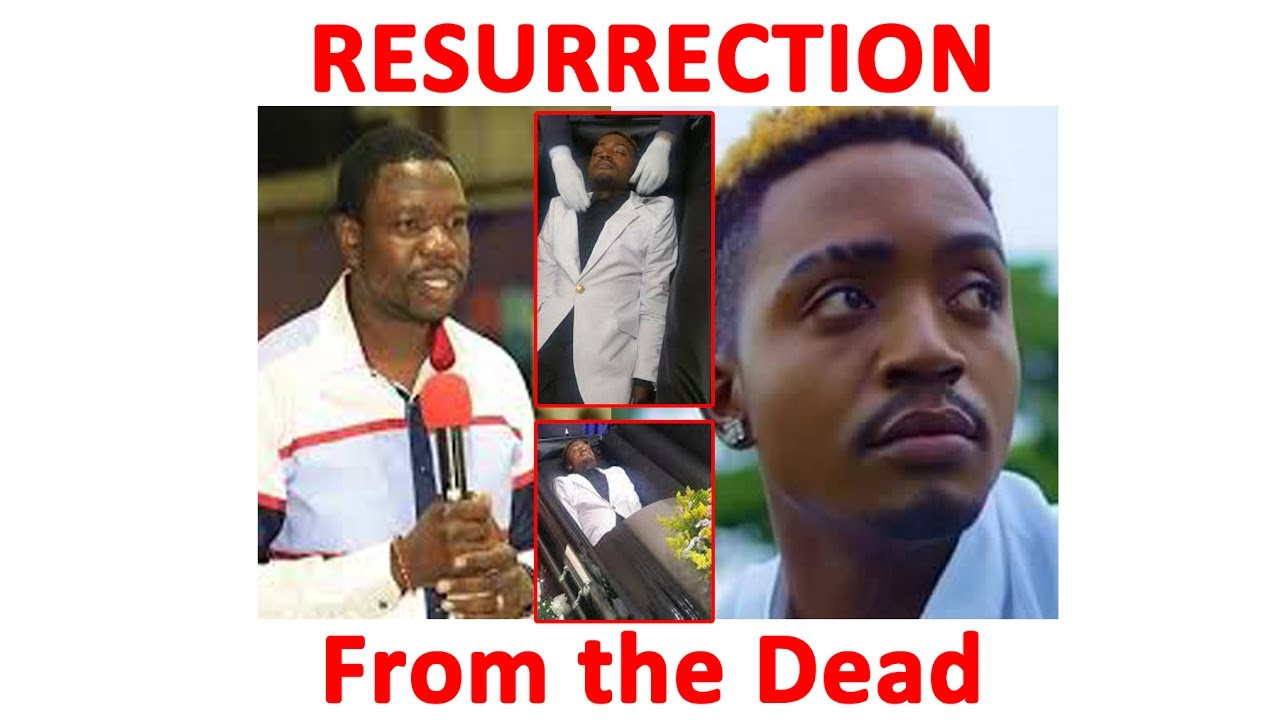 Killer T 'Rises from the dead' at Prophet W. Magaya's Church #1