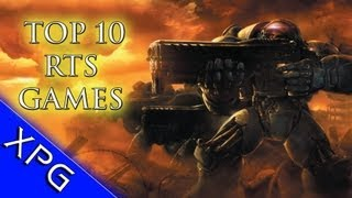 TG10 - Top 10 Real Time Strategy Games