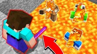 YOUTUBERS RAGE QUIT MINECRAFT! (Minecraft Trolling)