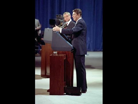 Road to the White House Rewind Preview: 1984 Presidential Debate