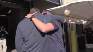 Syracuse quarterback Dungey is reunited with brother thumbnail