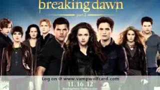 Twilight: Breaking Dawn Part 2: Free Movie Tickets