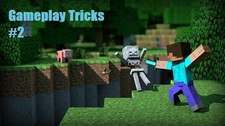 Minecraft 1.8.8 Gameplay ხრიკები #2 - როგორ გავაკეთოთ საიდუმლო გასასვლელი