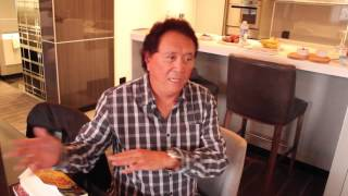 Neale Petersen | Robert Kiyosaki | Real Estate Investor magazine | How to invest | Rich dad Poor Dad