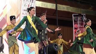 Penari Cilik Comel Menari bersama Roslan Madun LEMAK MANIS di Anugerah Telenovela 2019