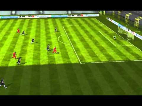 FIFA 14 Windows Phone 8 - Real tanguitas VS Hibernian