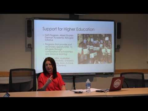 Access of Refugee Youth to Higher Education