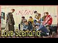 Mantul Ikon Love Scenario Cover
