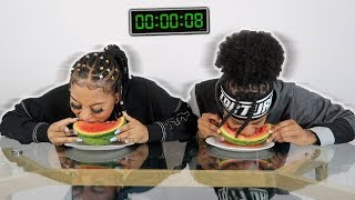 SPEED EATING CHALLENGE!