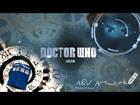 Minecraft Doctor Who - Series 8 Titles RECREATION V.2 (HD)
