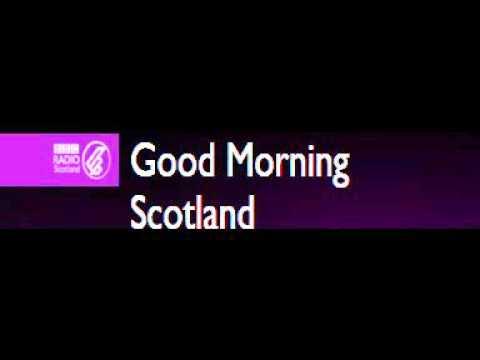 European Movement in Scotland on Good Morning Scotland