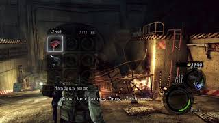 Resident Evil 5 ~ The End Of This Game {Ep 12} Part 1