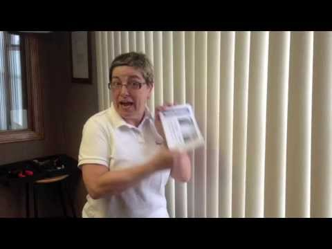Saturdays With Sally - Installing Vertical Blinds