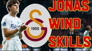 JONAS WİND SKILLS | GOALS & ASSİSTS | WELCOME TO GALATASARAY ?
