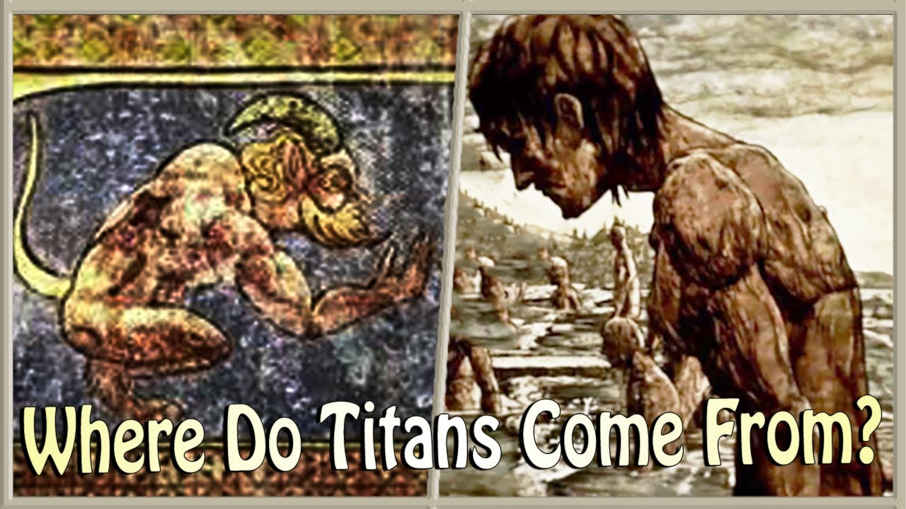 the creation of the titans and According to the creation myth as conceived by the ancient greeks, the universe sprang from enormous chasm, which was called the chaos as for the titans.