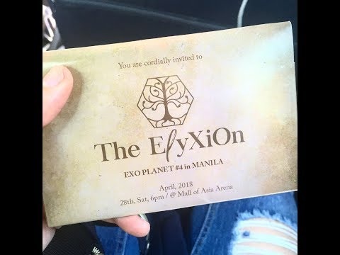 GETTING A TICKET FOR ELYXION IN MANILA 2018 ||  CAMP OUT EXPERIENCE!