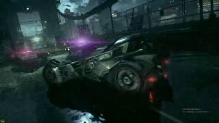 Batman Arkham Knight Blind Live Play Episode 2