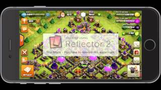 Clash of Clans- NEW *BEST* th10 farming base 275 walls