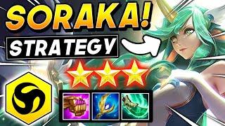 *RAKA ⭐⭐⭐ NUKES!* - TFT SET 5 BEST Ranked Comp I Teamfight Tactics Strategy Guide 11.12 Patch