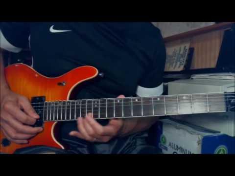 Cinderella - Night Songs - Full album guitar lessons - 30th anniversary
