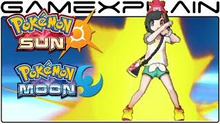 Pokémon Sun & Moon - Every Day is an Adventure Trailer (JP)